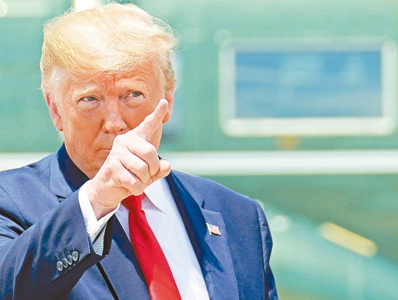 美國總統川普前往日本參加G20高峰會,將趁便舉行美中元首會談,成果備受矚目。 路...