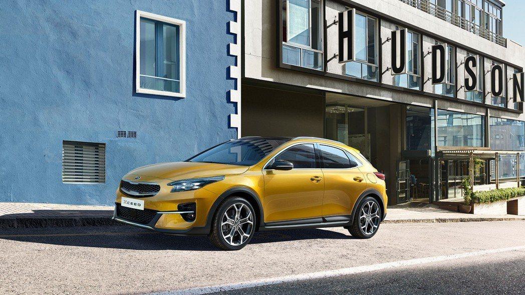 全新Kia XCeed依然是歐洲市場才有的限定車款。 摘自Kia