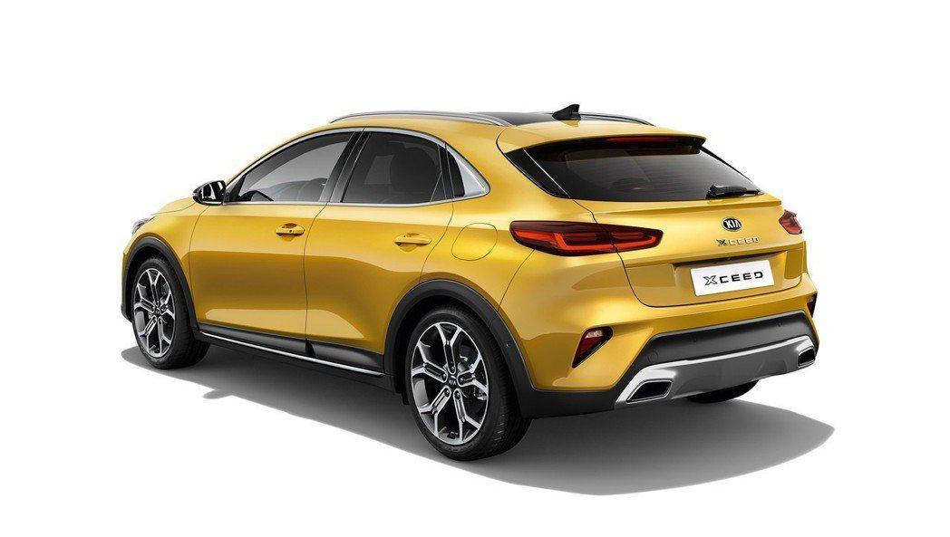 柴油動力的Kia XCeed,是搭載Hyundai-Kia集團最新的1.6升Sm...