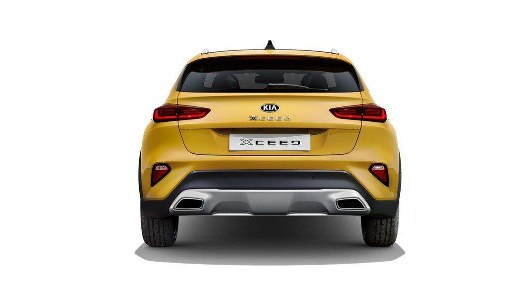 全新Kia XCeed預計在今年第三季末就會開始量產。 摘自Kia