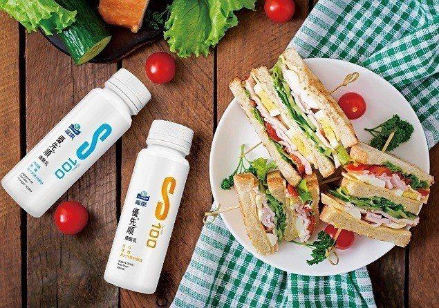 優酪乳能調節生理機能,能促進代謝,是許多人「順暢」的首選。 圖/福樂 提供