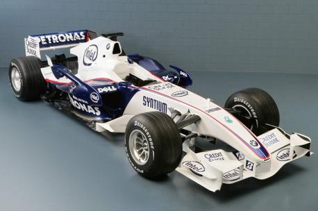 想擁有一輛BMW F1賽車嗎?那你必須先為它找顆引擎!