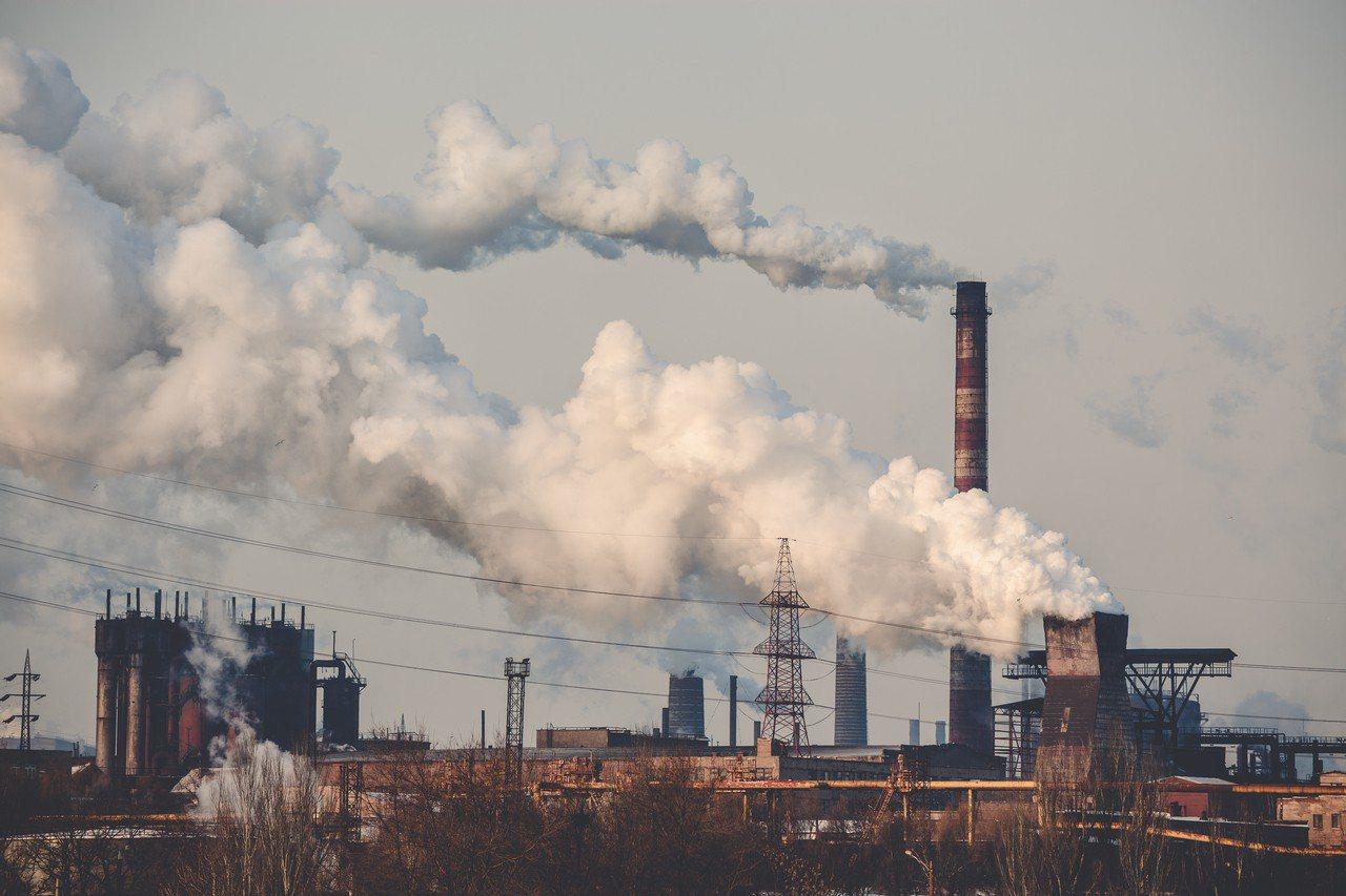 空汙是發展中國家所面臨的重要議題。圖/ingimage