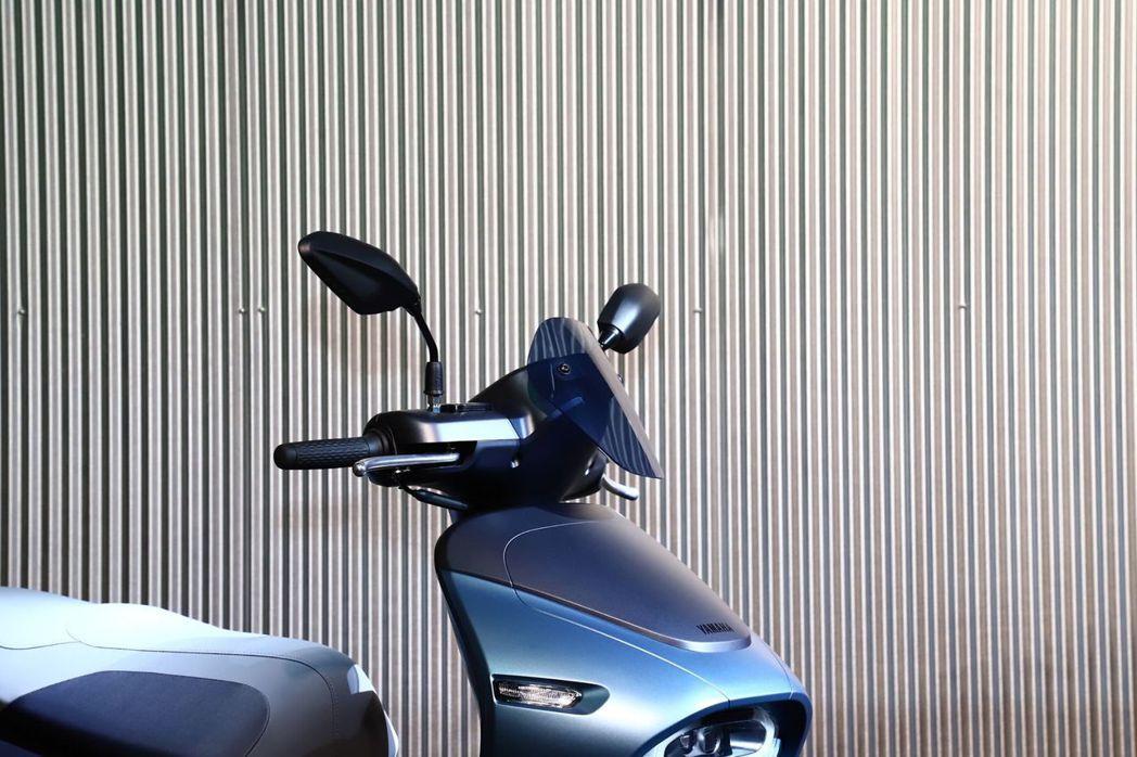 Yamaha EC-05 外觀細節。 記者張振群/攝影