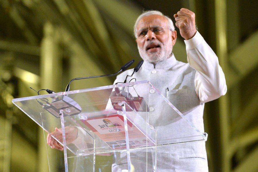 印度國會女議員近日批評莫迪日益專制,會讓印度衝突加劇,陷入更混亂的狀態。(Pho...