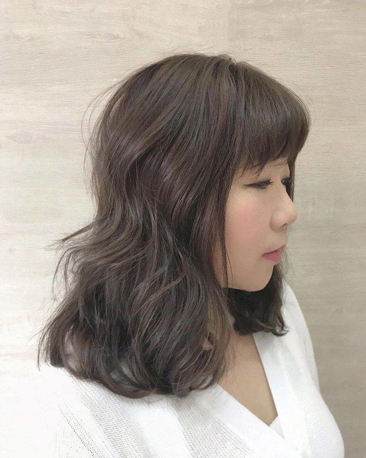 髮型創作/AT22國際髮型 板橋店 / Miu Miu。圖/StyleMap美配...