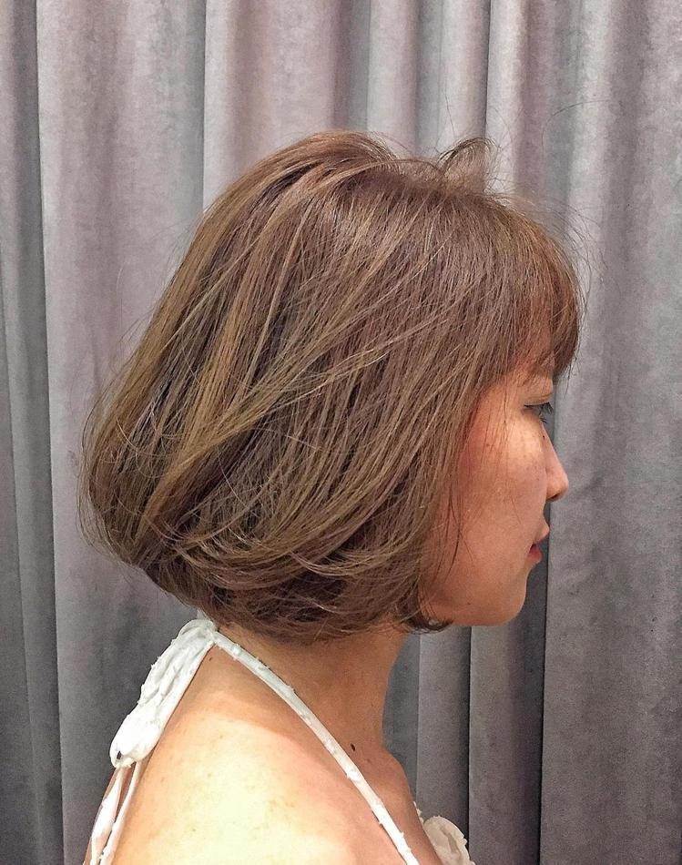 髮型創作/80's STUDIO光復店 / 東區光復 k哥。圖/StyleMap...