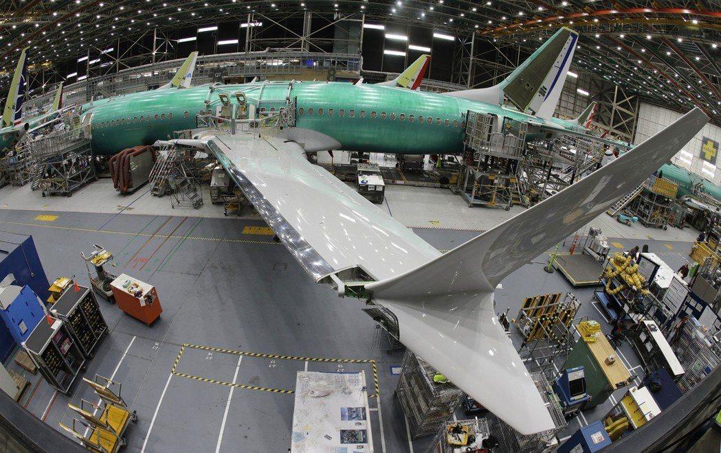 美國5月耐久財訂單下滑1.3%,主要受民用客機訂單減少影響。美聯社