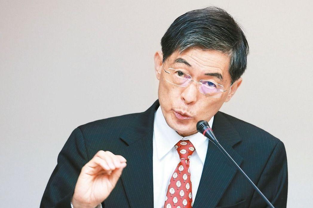 環保署前署長魏國彥。 圖/聯合報系資料照片