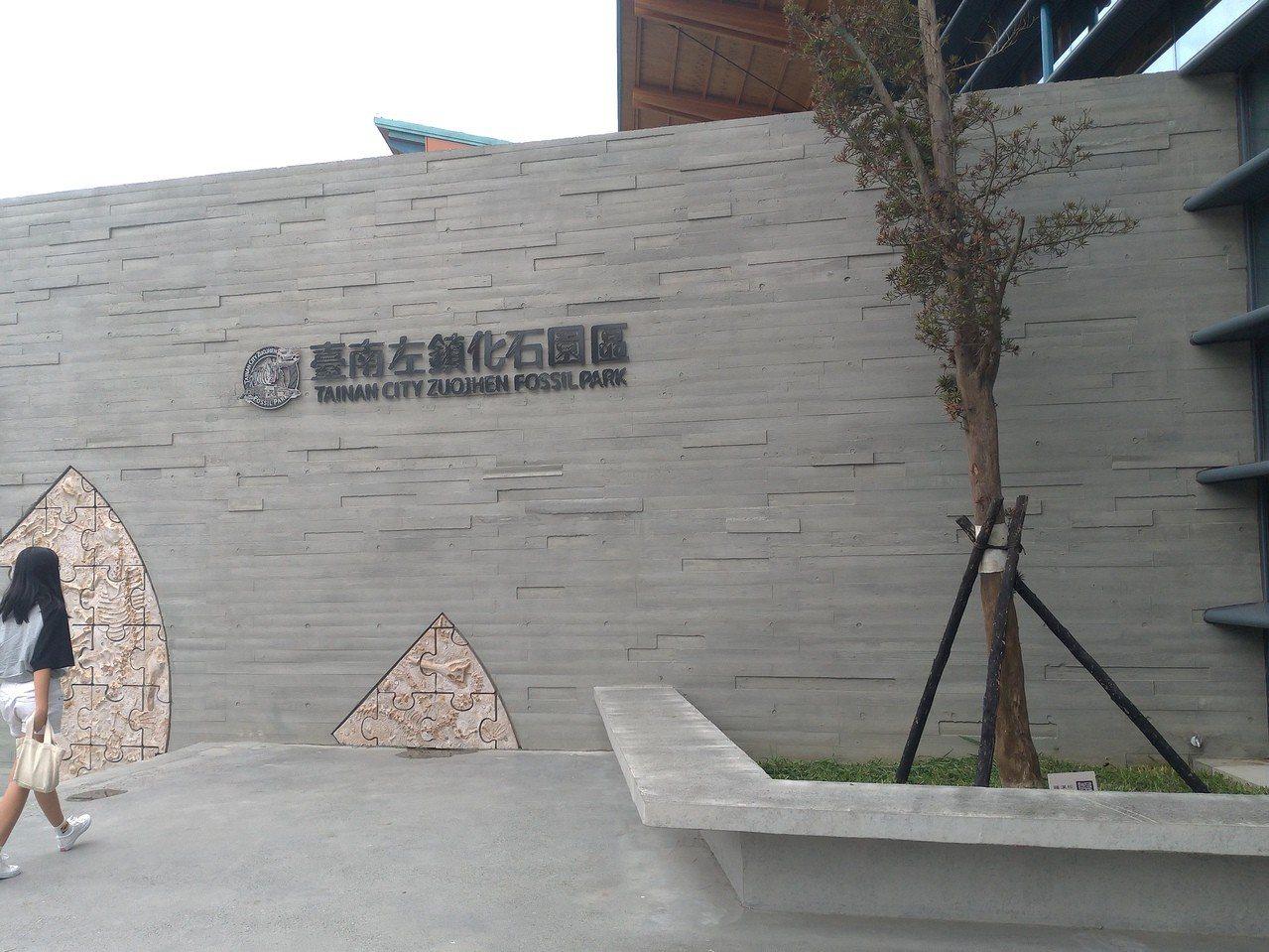 新開幕的化石館有多個展區,適合一家大小前來遊玩。記者陳俞安/攝影