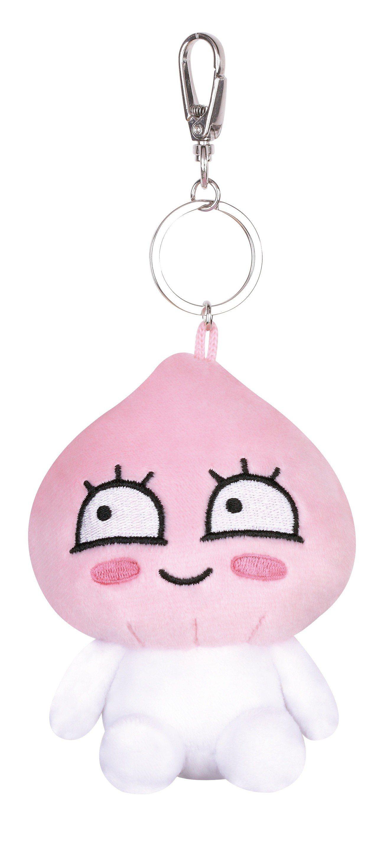Kakao Friends玩偶吊飾-Apeach,800點+149元可換購一款(...