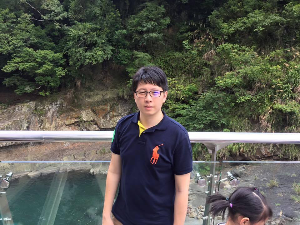 綠黨桃園市議員王浩宇。取自臉書
