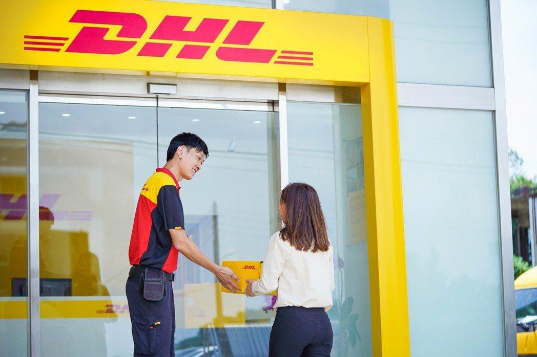DHL服務品質屢獲肯定,再獲得「台灣服務業大評鑑」金牌殊榮,蟬聯冠軍寶座。 圖/...