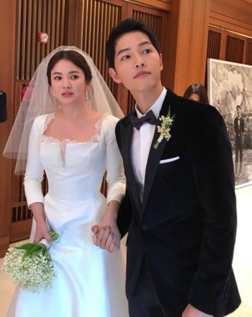 雙宋27日宣布離婚。圖/摘自微博