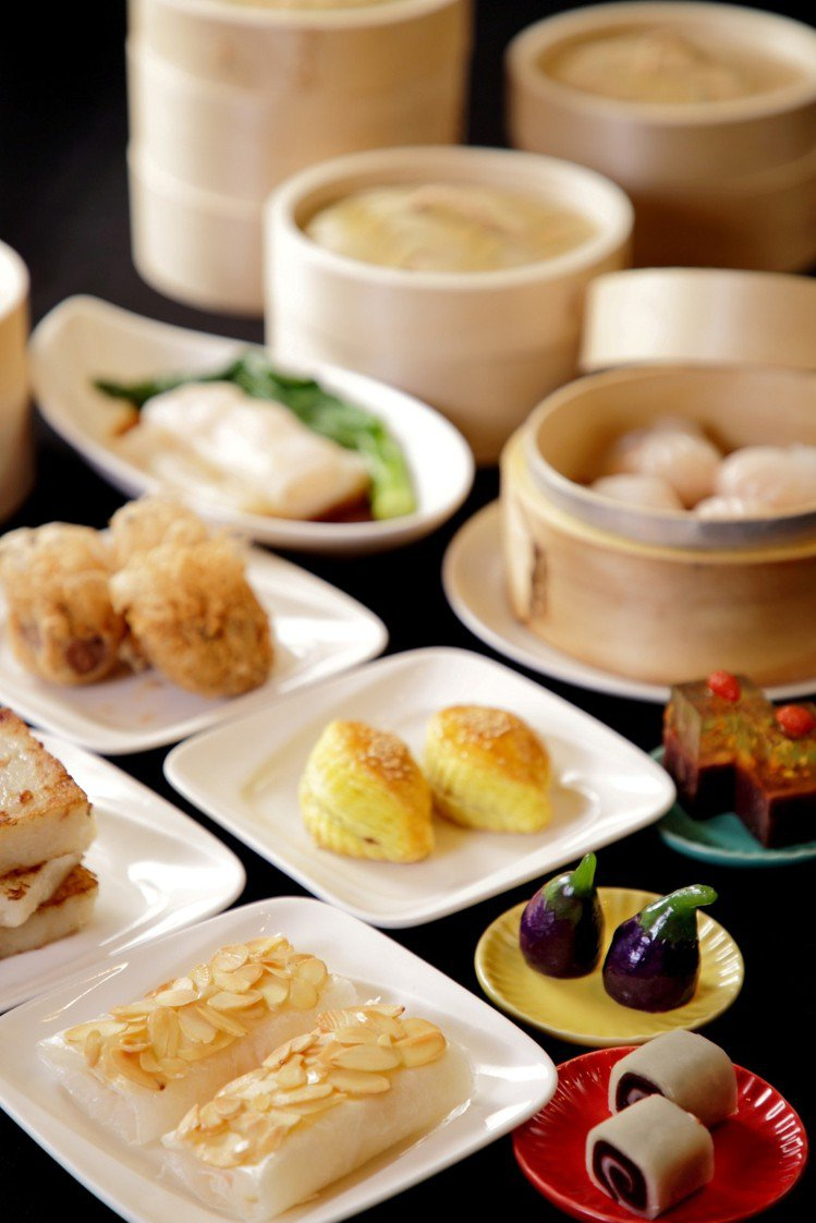 故宮晶華也推出港點吃到飽雙人券,每份1299元。圖/晶華酒店集團提供