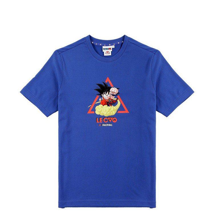 孫悟空人物T恤,售價1,390元。圖/滿心企業提供