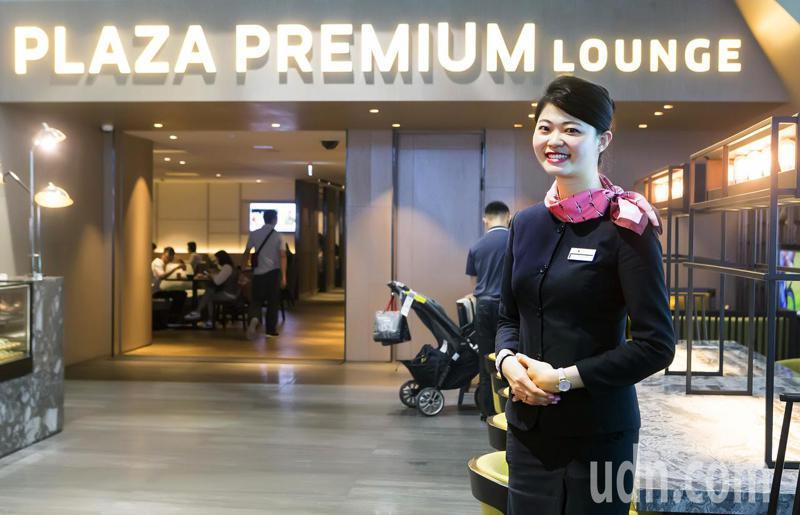 在全球各大機場獨立經營貴賓室的環亞集團,再度獲得Skytrax 2019年全球最佳航空公司獎-「全球最佳獨立機場貴賓室」的殊榮。圖為設在桃園機場第2航廈的環亞貴賓室。記者陳嘉寧/攝影