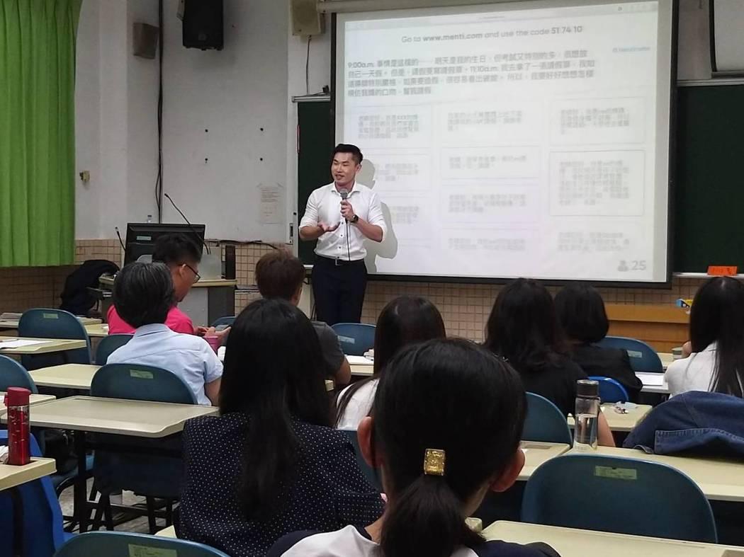 聯合報寫作教室與嘉義大學、中興大學中文系合作舉辦閱讀寫作師資研習。 圖/聯合報教育事業部提供