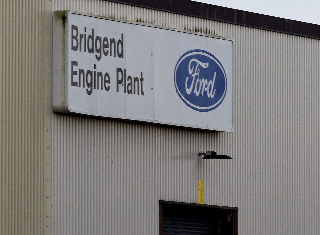 福特於威爾斯的廠房。路透。
