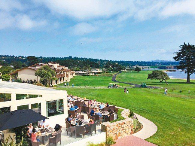 圓石灘高爾夫球場乃是高爾夫球迷一生必去的夢幻球場。 圖/有行旅提供