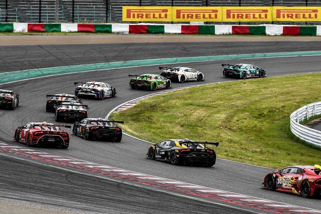 2019 Lamborghini Super Trofeo Asia亞洲挑戰賽日...