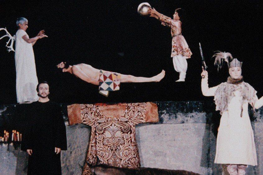 《石榴的顏色》劇照。 圖/台北電影節
