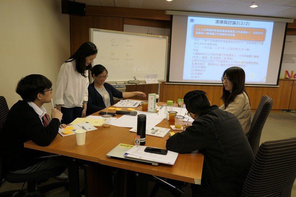 在本次課程中透過講師講解、跨產業別之企業經驗分享、小組討論、教具演練等方式,讓學...