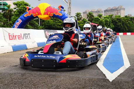 F1車迷夏日好去處!Red Bull Kart Fight、Pit Stop Challenge同步開跑