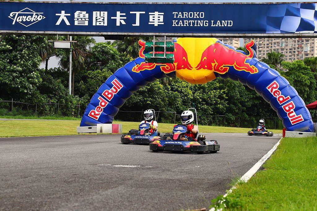 Red Bull Kart Fight卡丁車大賽今年北中南連線,自6月29日至8...