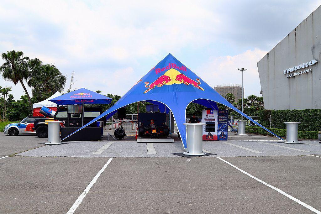 Red Bull近年致力推廣賽車運動,不僅舉辦Red Bull Kart Fig...