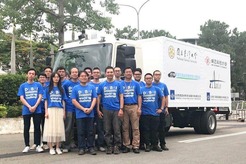 iAuto團隊主要成員係來自艾歐圖科技、台塑汽車貨運、台大及明志科大,結合工研院...
