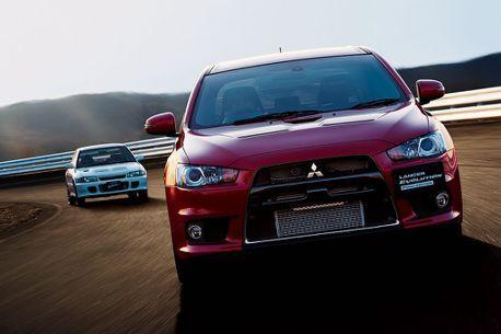 借助最速前驅車之力!三菱性能招牌Lancer Evolution回歸露曙光