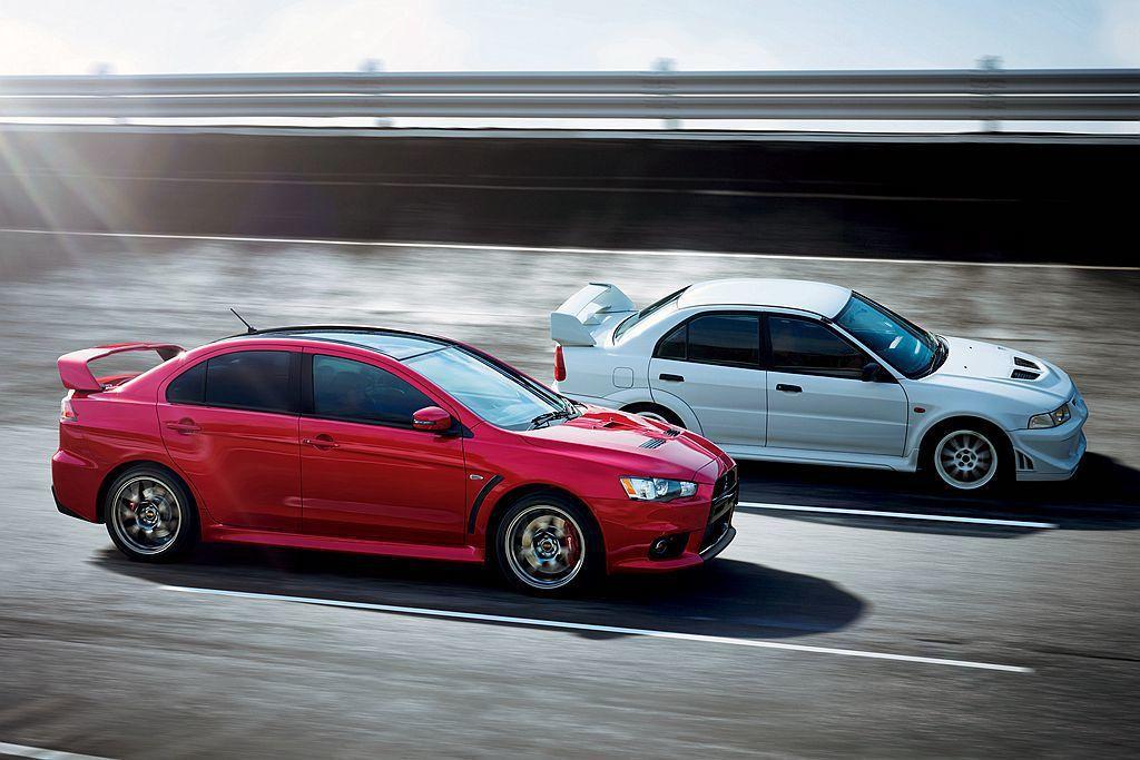 三菱Lancer Evolution不僅有望回歸銷售陣容,更會提供四門房車或五門...