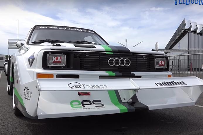 影/中度功力就能殺遍超跑! Audi Quattro賽車到底有多猛?