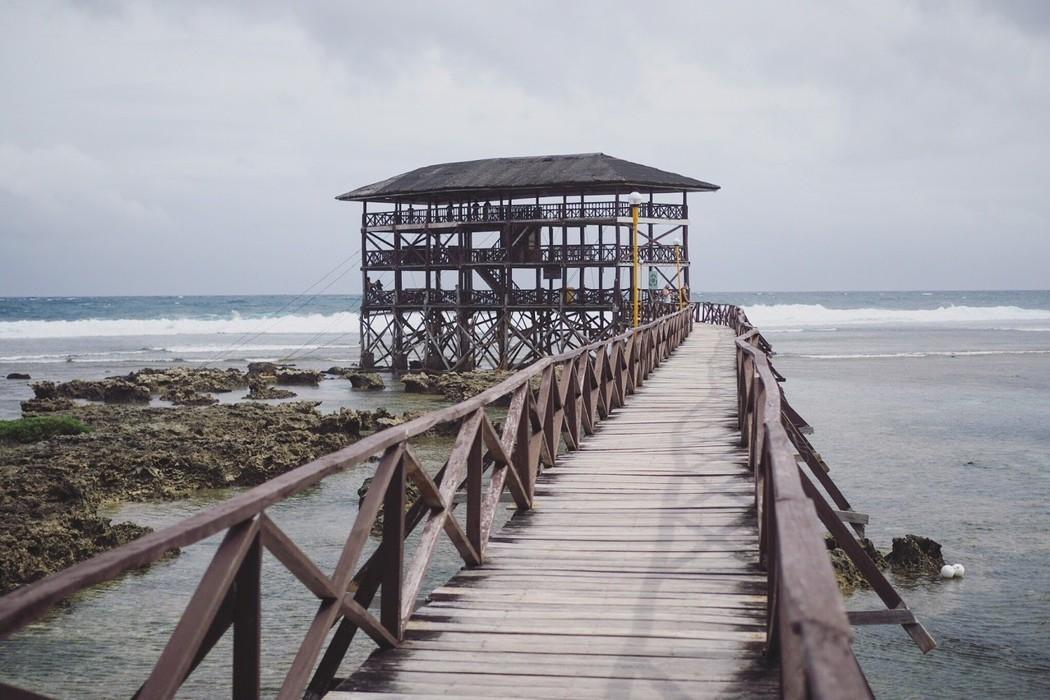 菲律賓 錫亞高 Siargao/沒有衝浪的環島遊