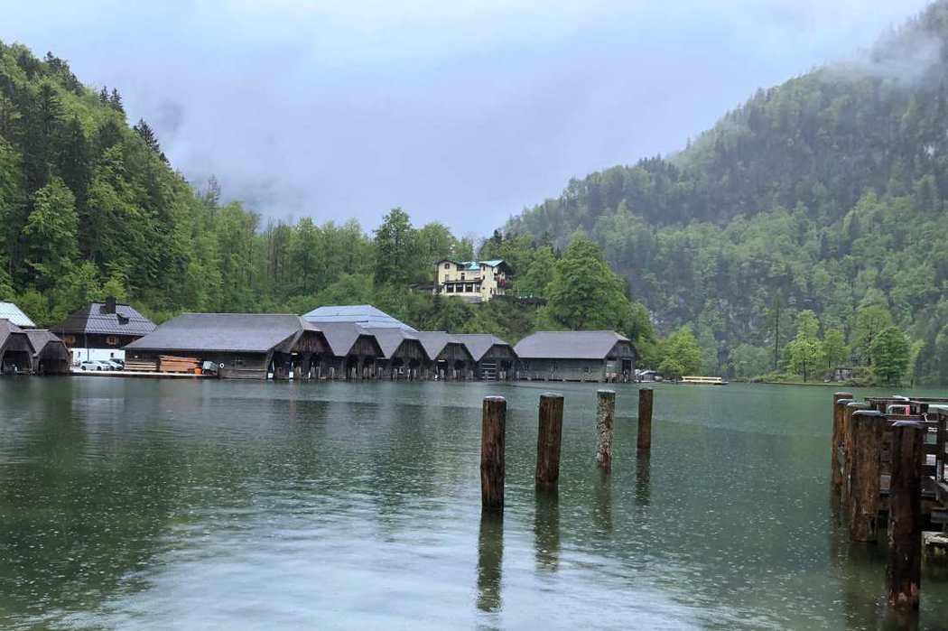 德國最美麗的湖泊-國王湖遊船趣