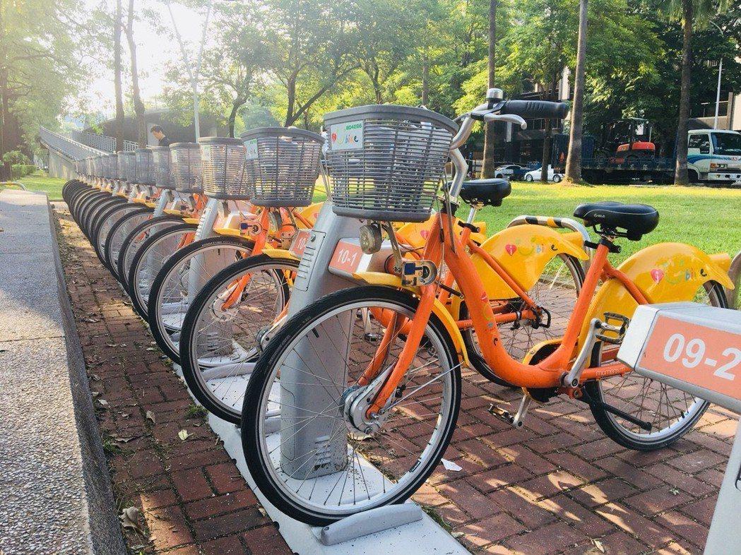 台中市交通局為iBike使用者投保公共自行車傷害險,7月1日保險正式生效,騎乘i...