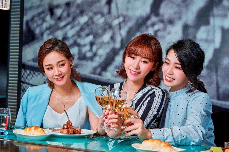 壽星至夏慕尼用餐,可享8折優惠。圖/王品提供