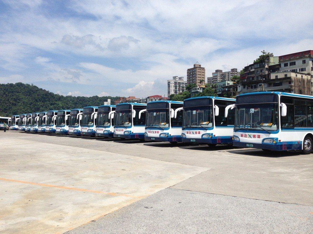 北市自2008年起推動低地板公車,迄今全市低地板公車數已突破3,000輛,占總公...