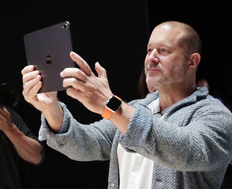 蘋果設計長艾夫宣布年底將離職,對這家傳統上崇尚硬體的科技公司可謂重要的里程碑。歐新社