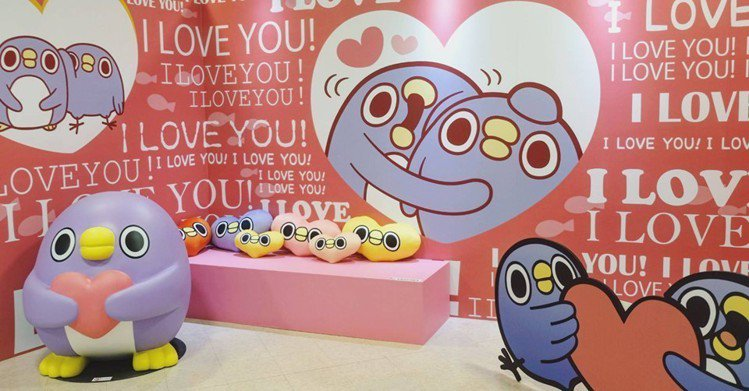 """「懶得""""鳥""""你特展」在新光三越台北站前店13F活動會館展出。圖/摘自懶得"""