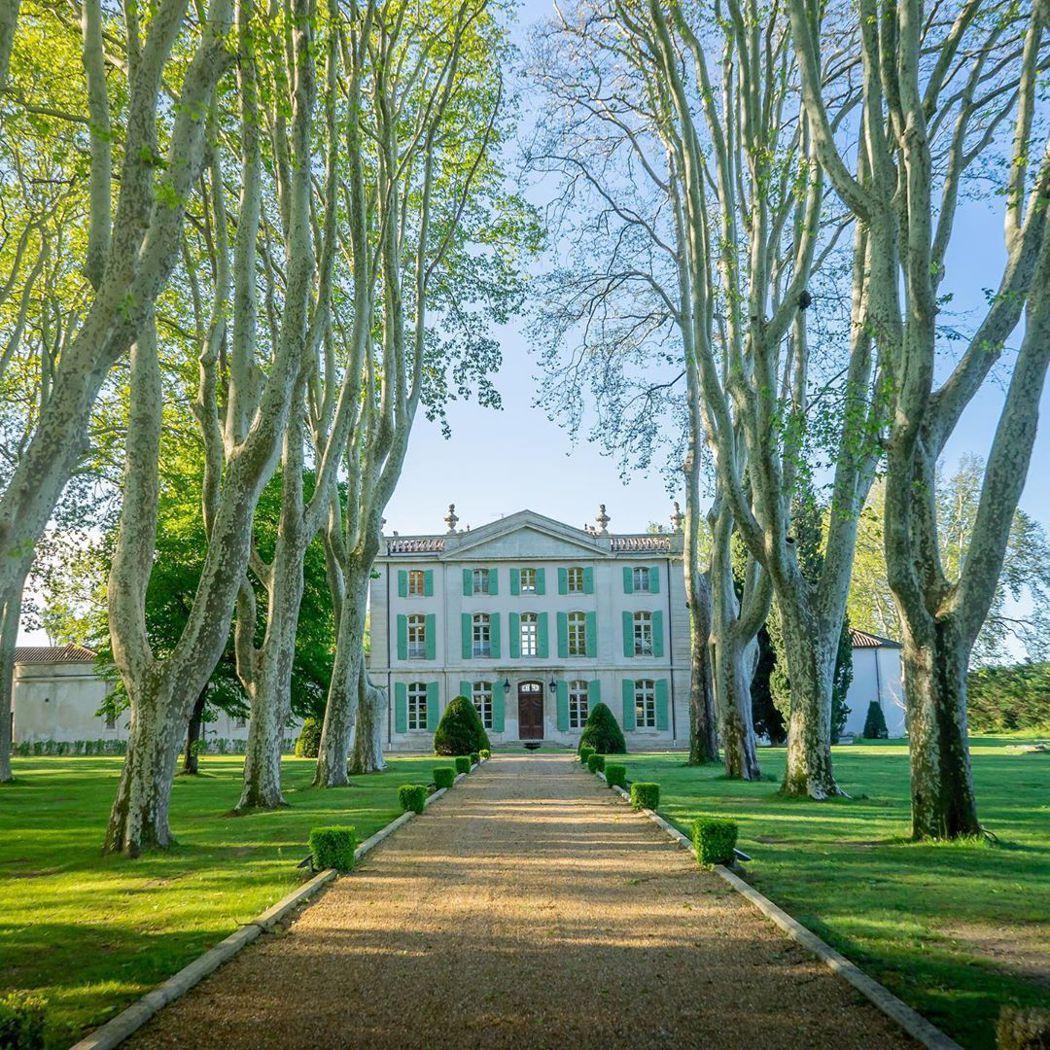 婚禮將在這座美麗典雅的城堡莊園舉行。圖/摘自Instagram
