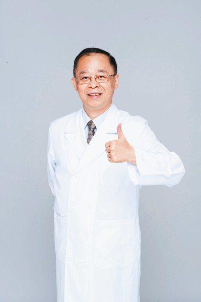 陳瑩山(中國醫藥大學新竹附設醫院眼科主任)。
