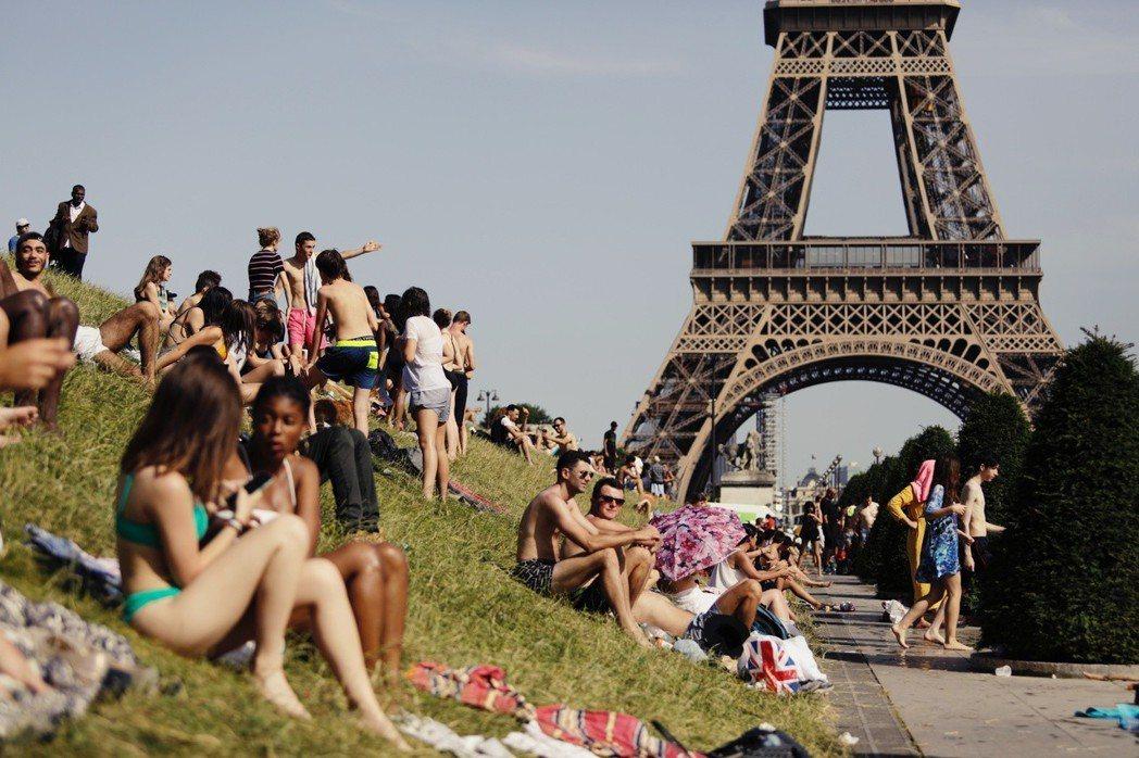 45.9°C的法國熱地獄: 歐洲超級熱浪至少10死,突破歷史高溫紀錄