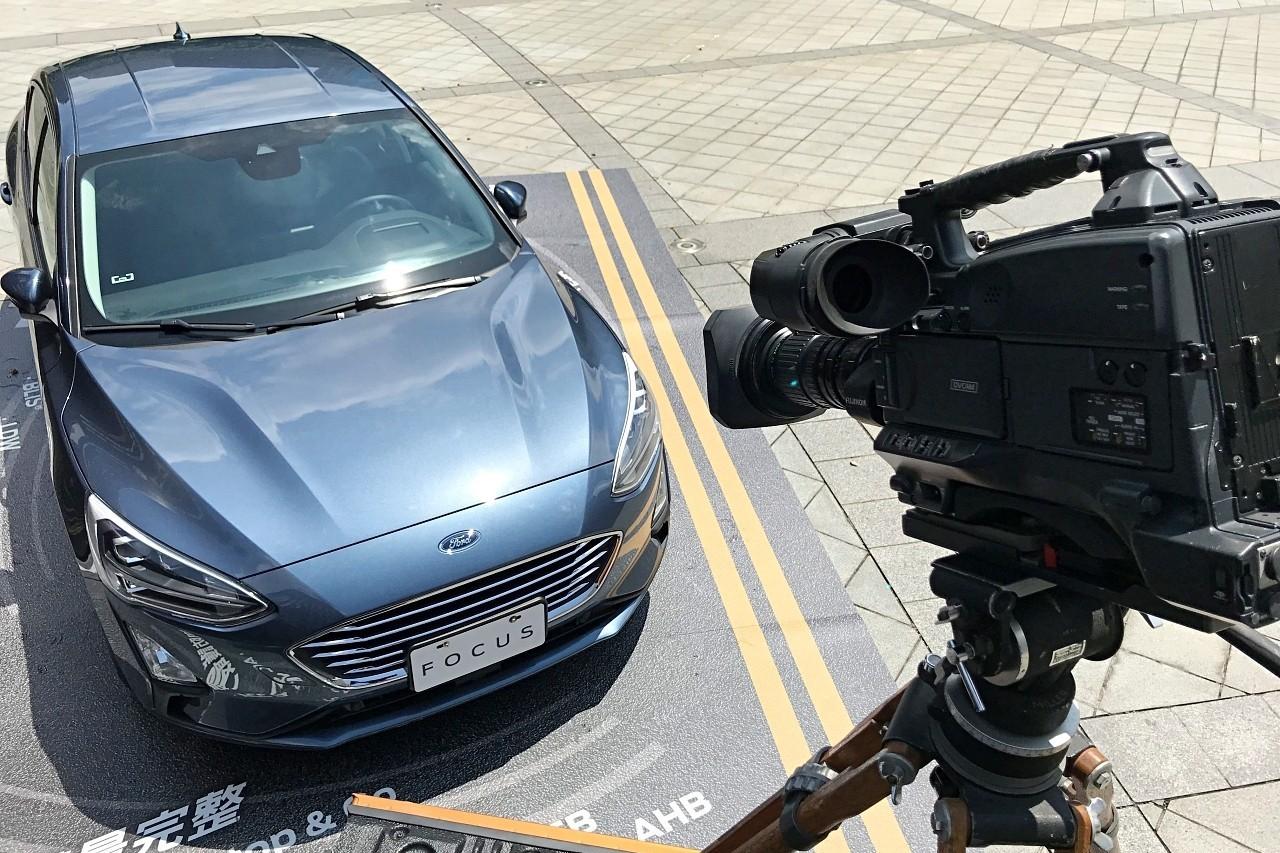 Ford跨界第21屆台北電影節 邀影迷「與Ford一起演電影」