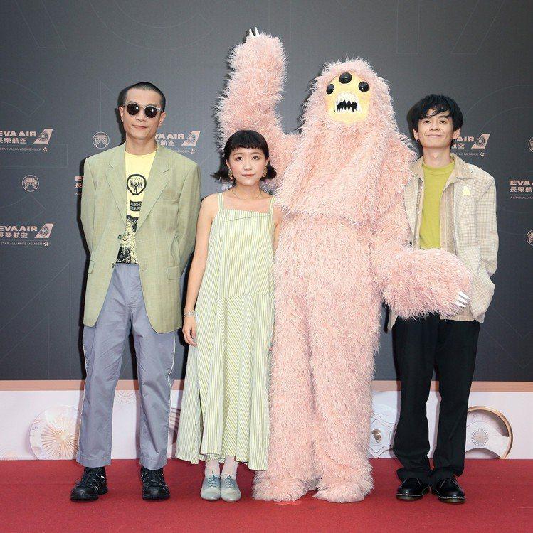 The Fur. 走星光大道。記者陳立凱/攝影