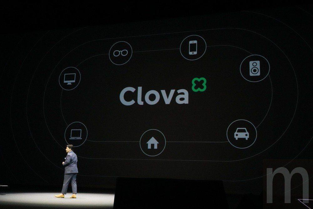 Clova在內人工智慧技術,目前已經成為LINE在聊天溝通應用之外,同樣用於垂直...