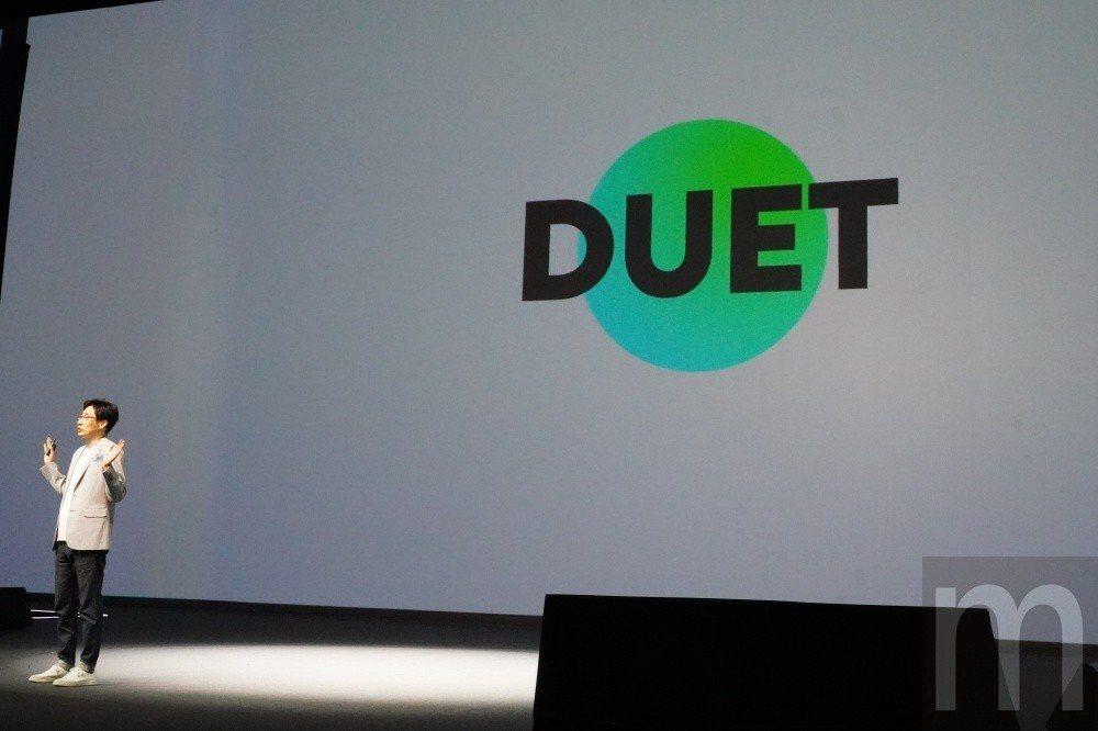 DUET計畫雖然是針對店家所打造電話代接應用功能,同時現階段也僅能對應簡單訂位互...