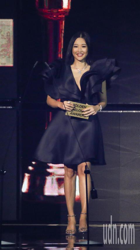 A-Lin擔任金曲頒獎人。
