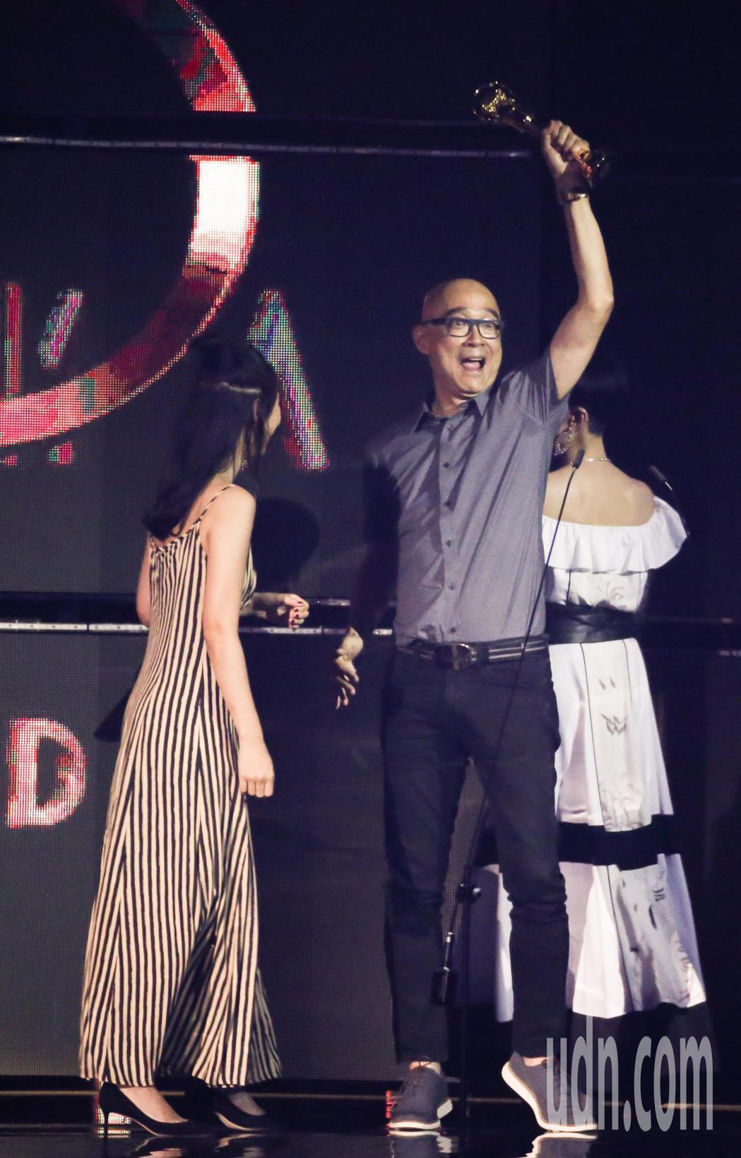 第30屆金曲獎,評審團獎由王若琳獲得。記者林伯東/攝影